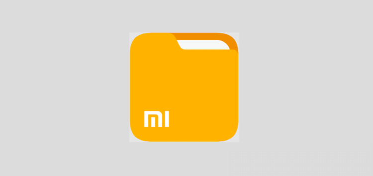 MIUI File Manager reportedly very slow on Xiaomi Redmi Note 10 series & others; issue escalated