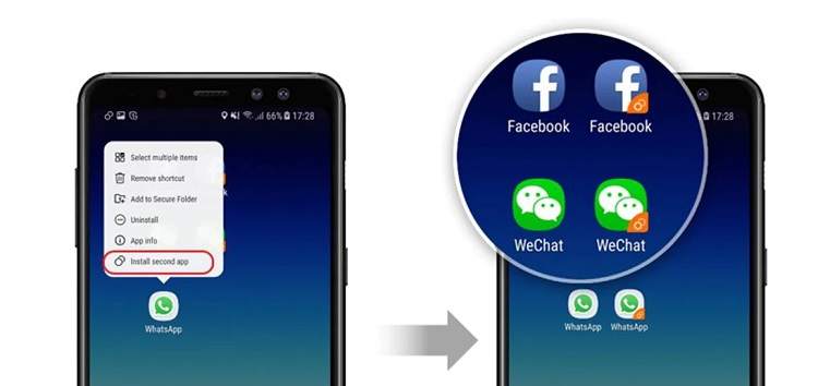 Samsung Android 11 update deletes images & videos saved via Dual Messenger app: Here's why