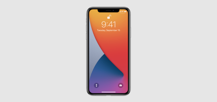 Some iOS users say 3D touching a Live Photo wallpaper plays it with a half black screen but there is a possible workaround