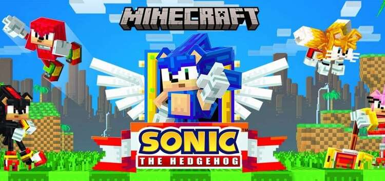 Minecraft Sonic DLC freezing, dropping frames, or buggy on Nintendo Switch? Mojang confirms a fix is in the works