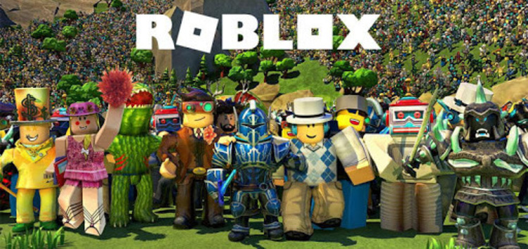 Roblox GUI pixelated, blurry, or textures broken on mobile; affects clothes, images, & menu