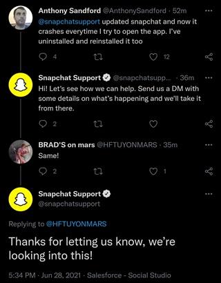 snapchat-crashing-iphone-issue-ios