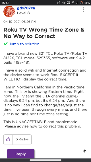 Roku-TV-showing-wrong-time-issue-reports