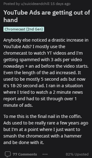 YouTube-advertisements