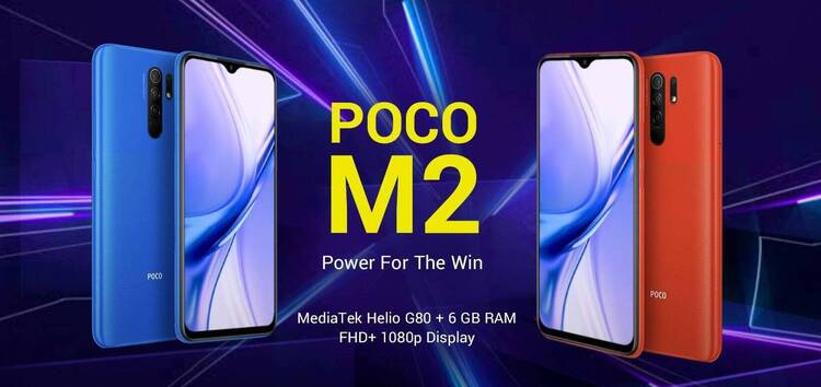 Poco M2 Android 11 update looks near as kernel sources for the device, Xiaomi Redmi Note 9, & Redmi 9 go live
