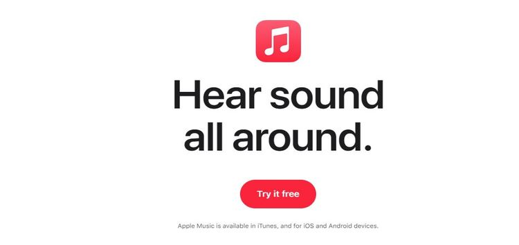 Apple Music native console support may have arrived, at least on PS4