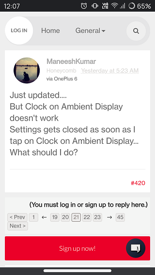 OnePlus-6-6T-ambient-display-AOD-not-working-on-OxygenOS-11