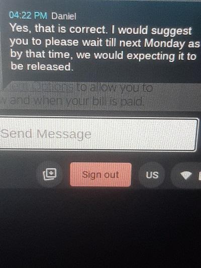 A50 US One UI 3.1.1 update claim