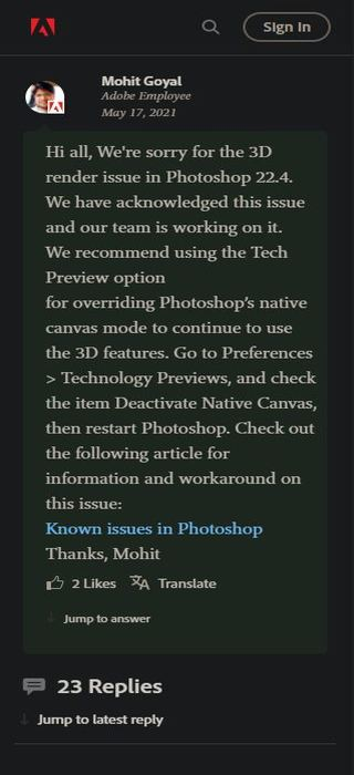 Adobe-Photoshop-3D-Features-bug-ack