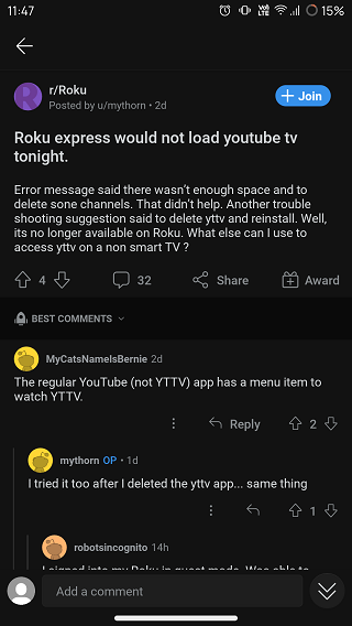 Can't-run-channel-error-appearing-in-Standard-YouTube-app-too