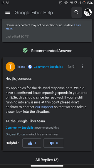 Community-Specialist-August-issue-comment