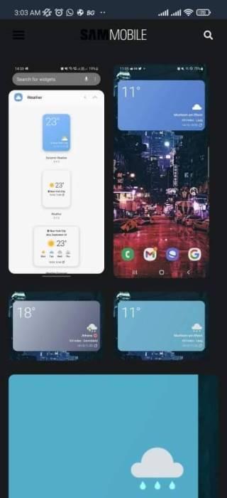samsung-ui-4-beta-new-dynamic-weather-widget